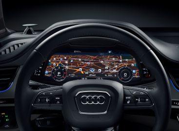 Эксклюзивная серия Audi Q7 Bang & Olufsen edition для России