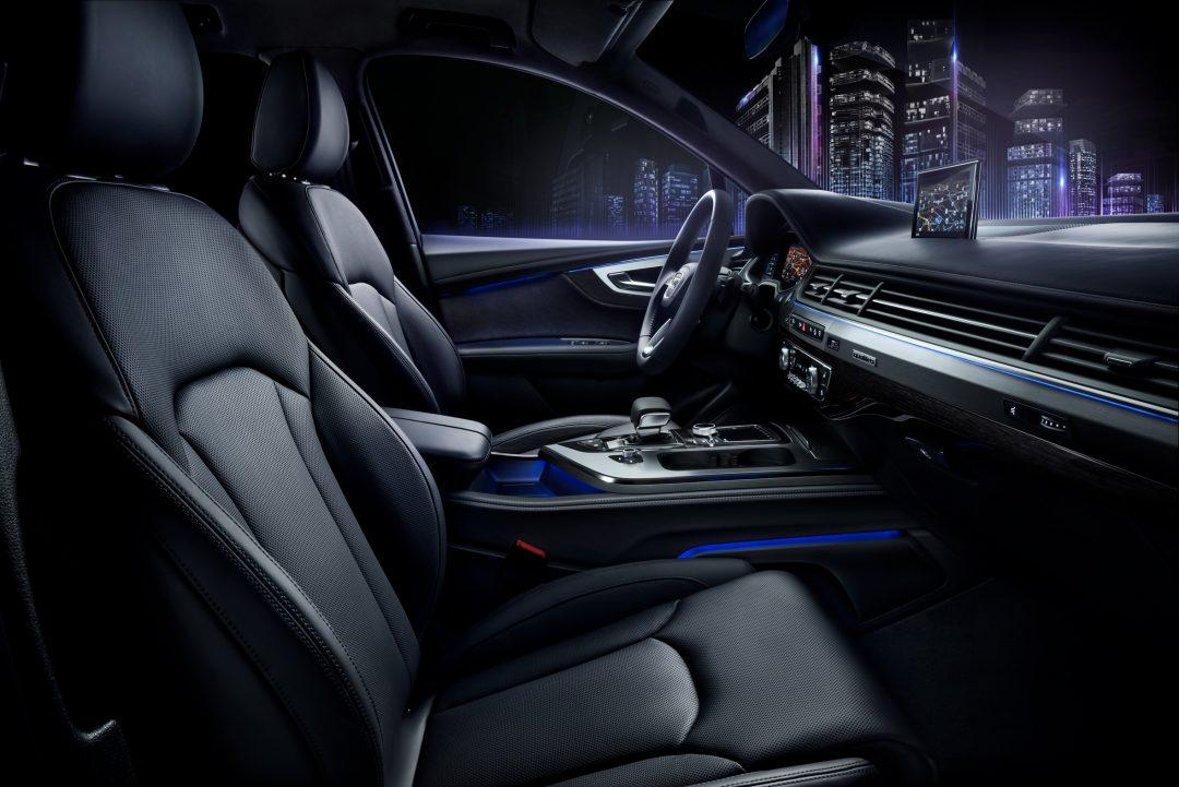 Audi Q7 Bang & Olufsen