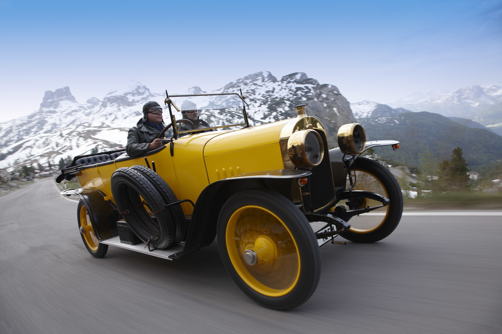 Audi Alpensieger