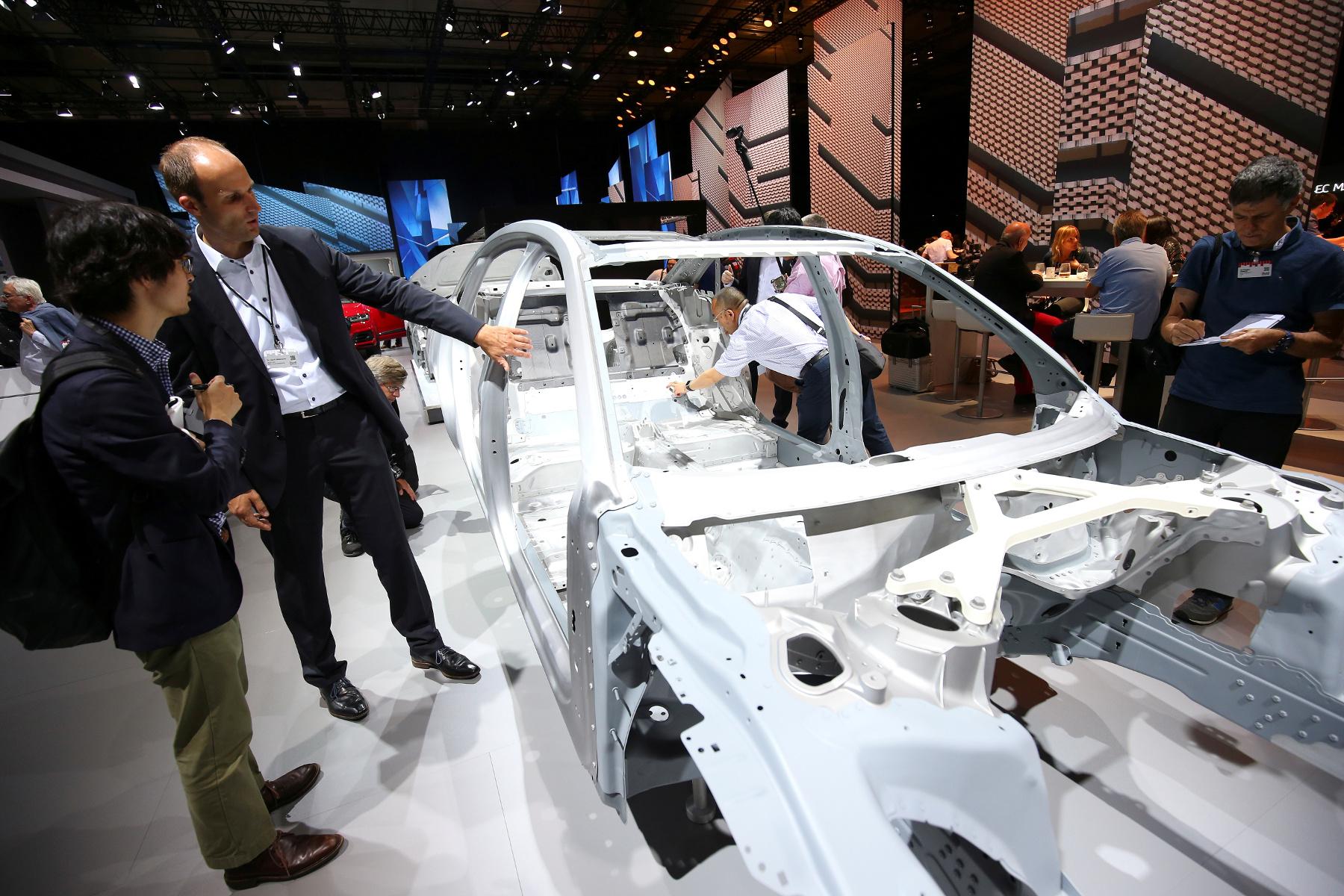 Audi VIN
