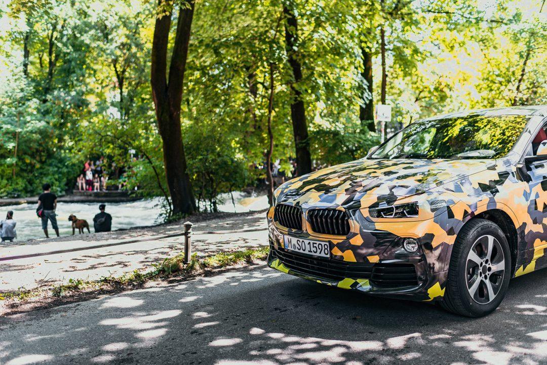 BMW X2_в экипировке