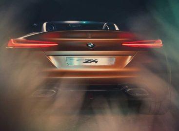 Новый родстер BMW Z4