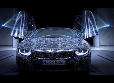 Компания BMW анонсировала премьеру нового автомобиля в сентябре