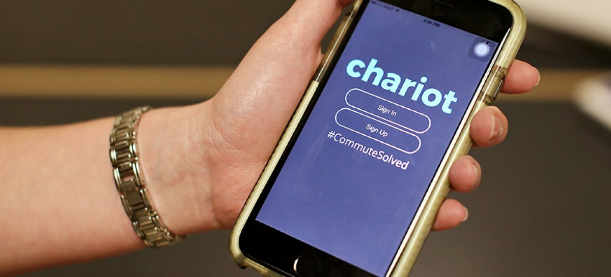 Нью-Йорк пополнил географию маршрутов сервиса Chariot