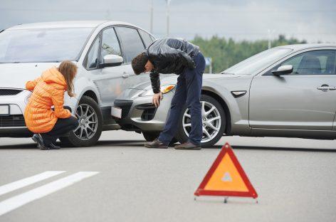В Москве посчитали количество ДТП