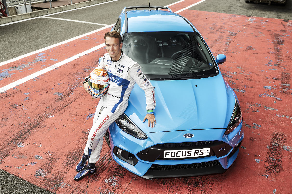 Ford 2017 Focus RS Tincknell