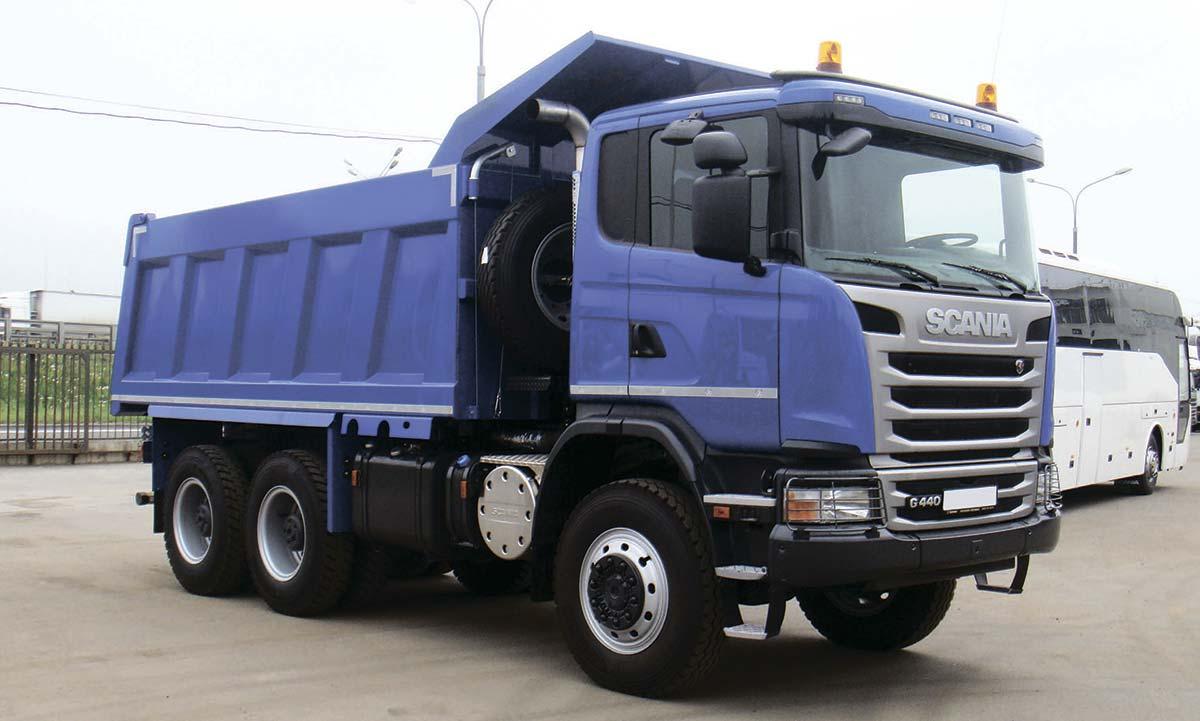 Scania G440-CB6x6EHZ
