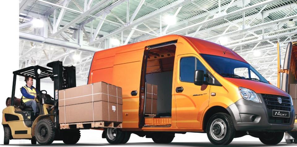 ГАЗель Next фургон 2016