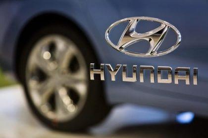 Hyundai логотип