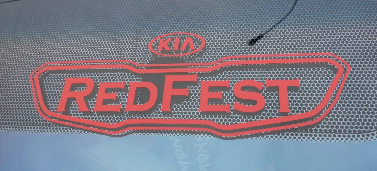 Rio в главной роли на KIA RED FEST – 2017