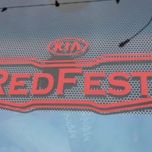 Rio в главной роли на KIA RED FEST - 2017