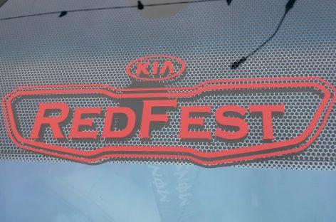 Rio в главной роли на KIA RED FEST — 2017
