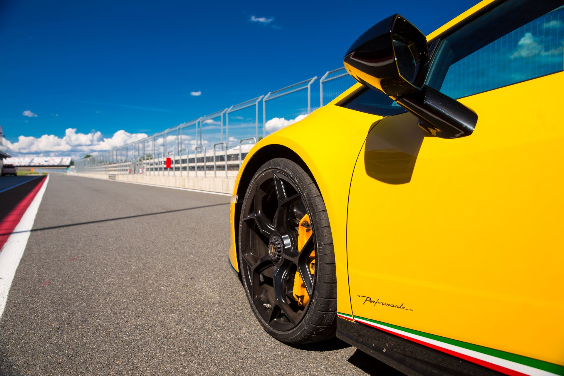 Lamborghini Huracan Spyder получил 640-сильную версию Performante