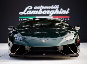 Lamborghini на фестивале Monterey Car Week 2017