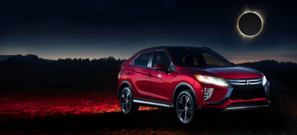 Mitsubishi Eclipse Cross появится в России в апреле