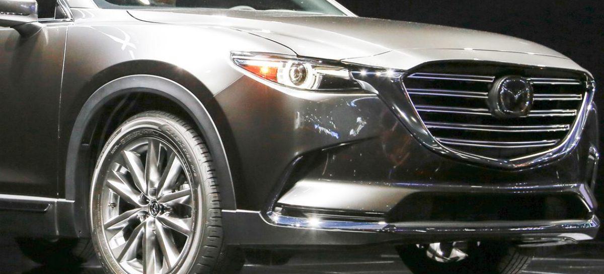 Mazda CX-9 с премиальным обликом