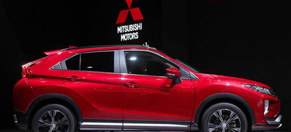 Mitsubishi – спонсор солнечного затмения
