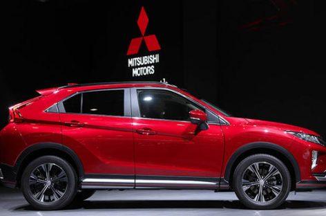 Mitsubishi — спонсор солнечного затмения
