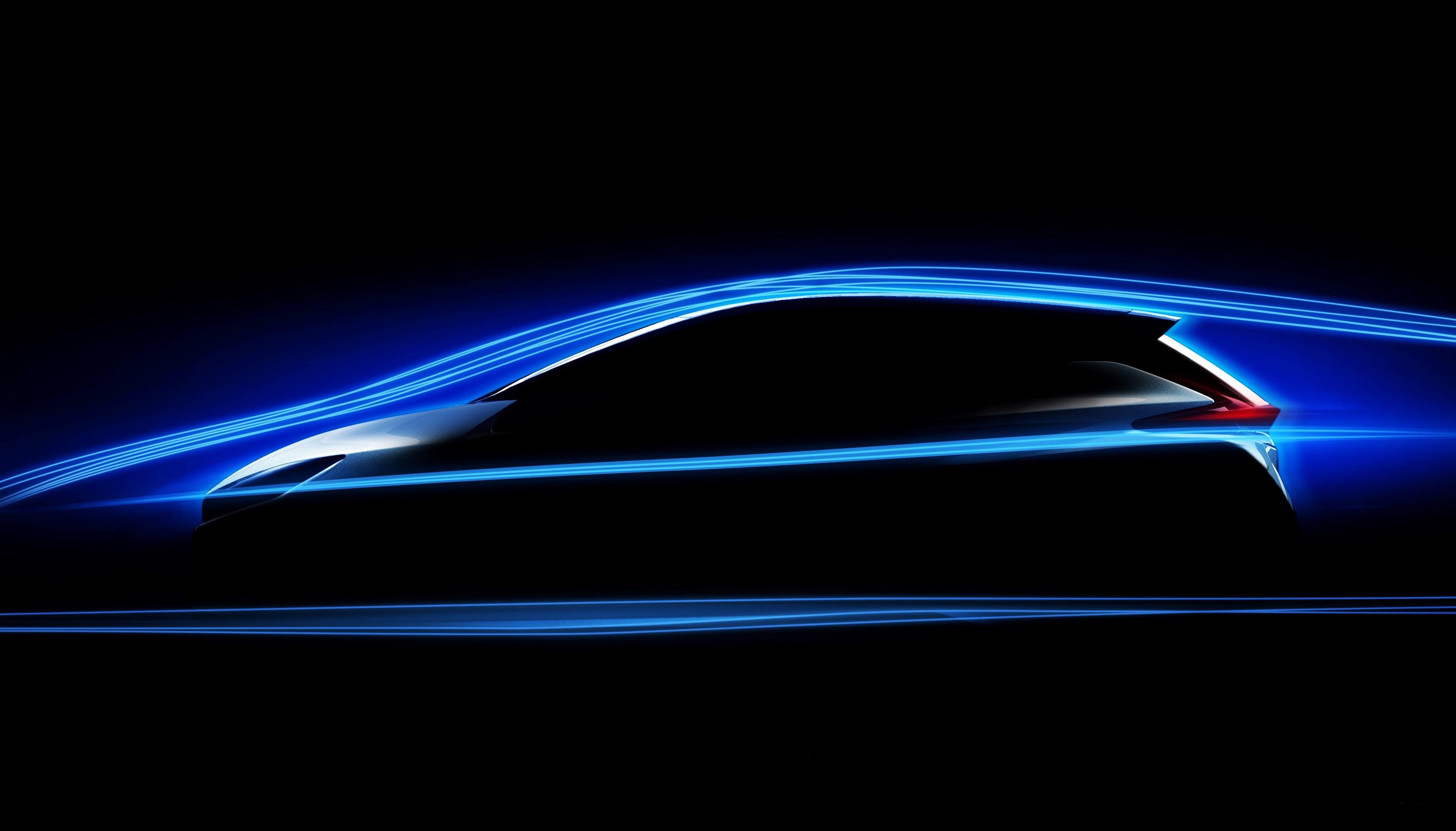 аэродинамика Nissan LEAF