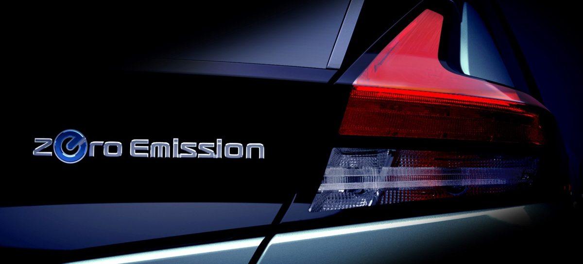 Новый Nissan Leaf с технологией Intelligent Mobility