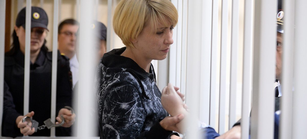 Ольга Алисова останется под арестом