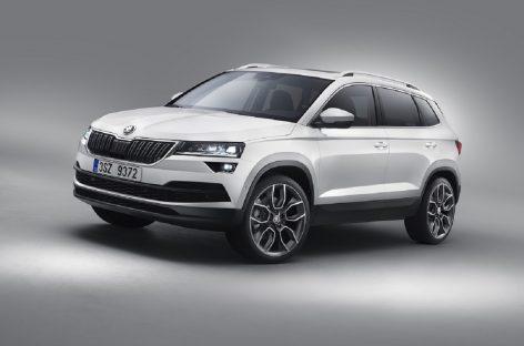 Škoda Karoq – полностью настраиваемая панель приборов