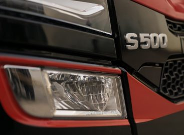 Первые представители нового поколения Scania в России