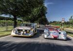 Три эпохи Audi на фестивале олдтаймеров