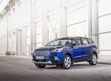 Ford Kuga стал бестселлером марки в июле 2017