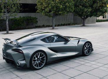 Новые спорткары Toyota уже близко