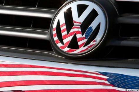 Бывший инженер Volkswagen получил 40 месяцев тюрьмы