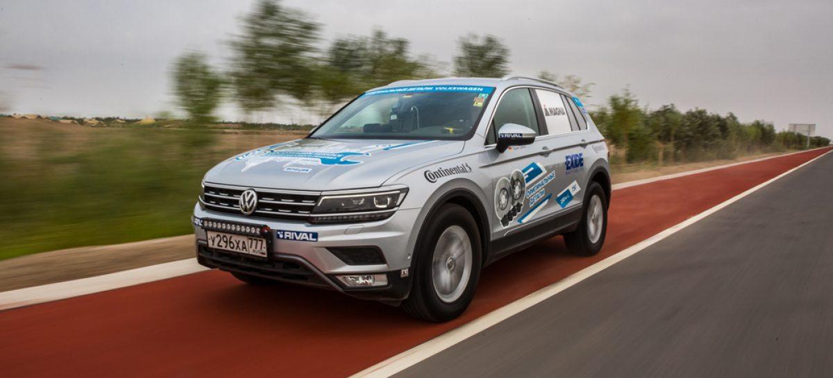 Отзыв более 3 тыс. автомобилей Volkswagen