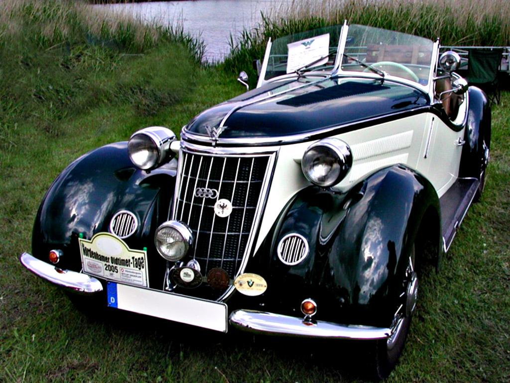 Wanderer W 25 K Roadster 1936 года