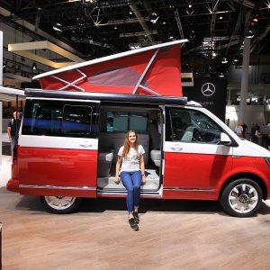 Новый кемпер California XXL от Volkswagen