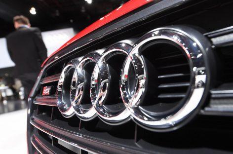 Audi уличили в махинациях с VIN номерами