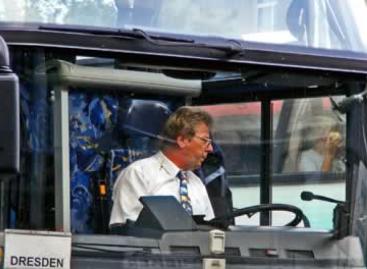 Из Москвы автобусом в Германию