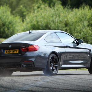 Назван самый быстрый BMW M-серии