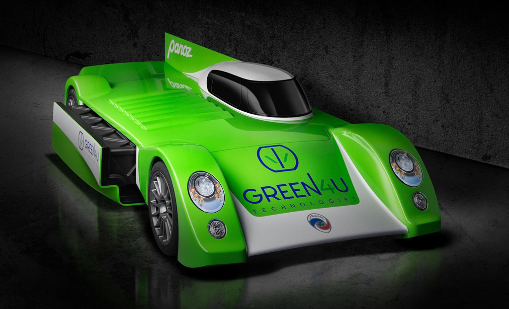 Green4U Panoz Racing GT-EV