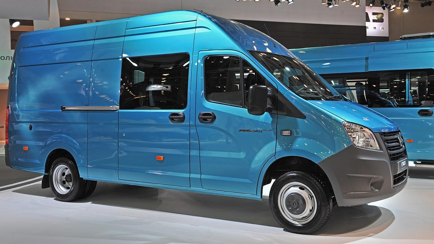 грузопассажирский фургоны ГАЗель NEXT
