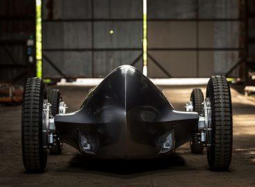 Уникальный концепт-кар Infiniti в стиле ретро