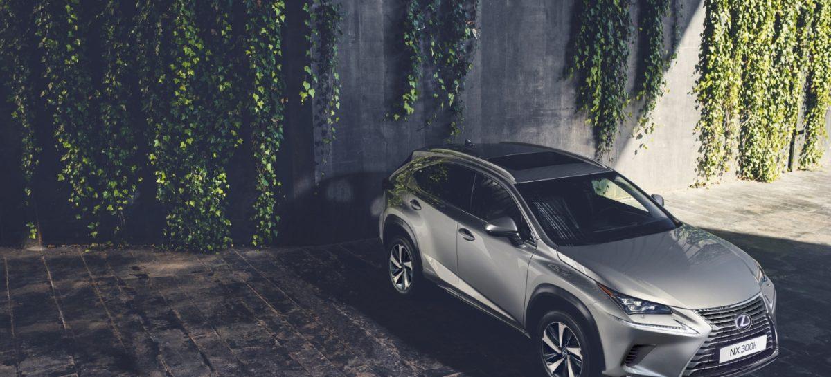 Lexus на автосалоне во Франкфурте