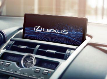 Начались продажи обновленного Lexus NX