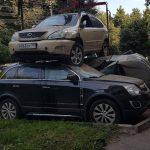 Припарковался — жертв нет!