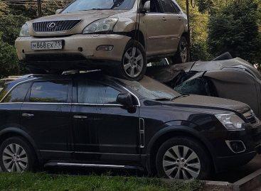 Припарковался – жертв нет!