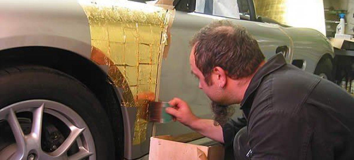 Покраска Porshe дороже стоимости автомобиля