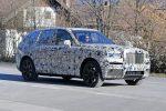 Rolls-Royce рассказал о своем первом кроссовере