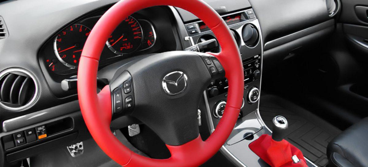 Mazda отзывает 80 тыс. автомобилей