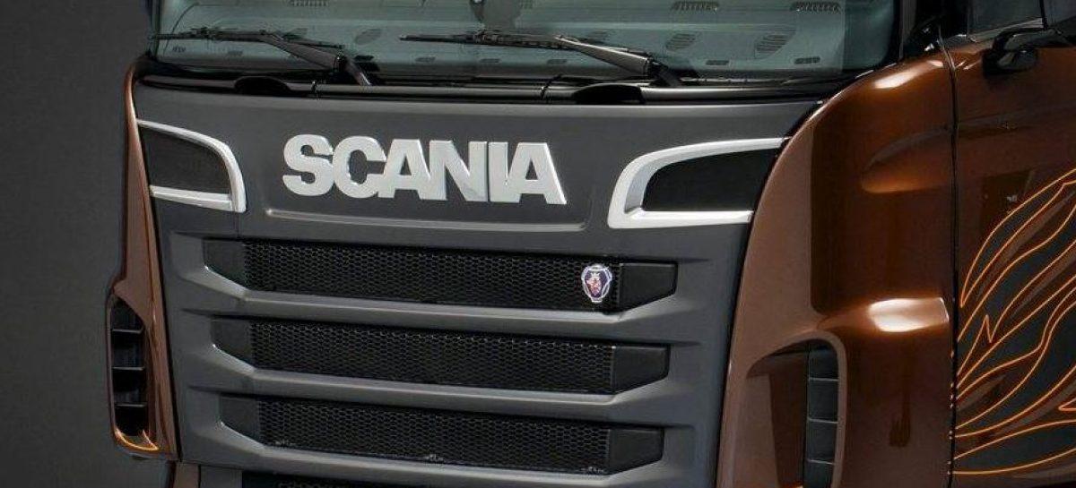 Scania переходит на дистанционное управление грузовиками
