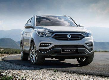 SsangYong Rexton не стал конкурентом Toyota Fortuner в Индии