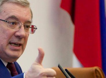 Губернатор Красноярского края предложил колоть шины автомобилистам-нарушителям